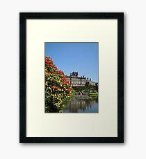 Biddulph Gardens Framed Print