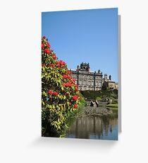 Biddulph Gardens Greeting Card