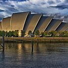 The Armadillo, Glasgow SECC by jacqi