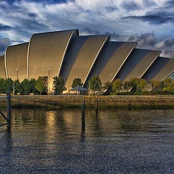 The Armadillo, Glasgow SECC by jacqi