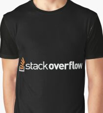 Stackoverflow extended Graphic T-Shirt