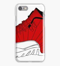 J12 Gym Red iPhone Case/Skin