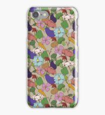 Vegetable Flowers iPhone Case/Skin