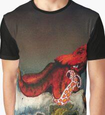 Gentle Giant - Octopus T-shirt graphique