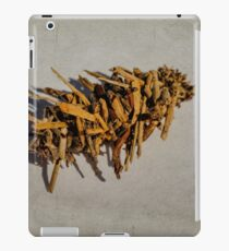 Insect Camouflage (Bagworm) iPad Case/Skin