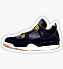 J4 Dunk from Above Sticker