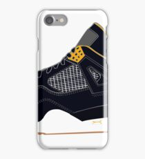 J4 Dunk from Above iPhone Case/Skin