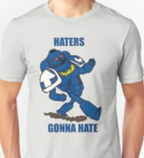 haters gonna ward Unisex T-Shirt