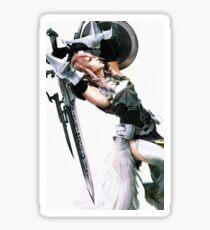 Lightning Farron - Final fantasy XIII Sticker