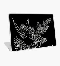 Britton And Brown Illustrated flora of the northern states and Canada 0875 Juniperus communis montana Laptop Skin