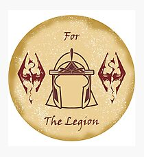 For the Legion - Imperials Photographic Print