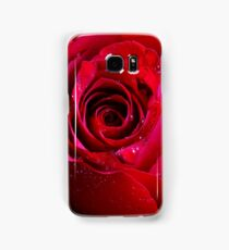 Rose Samsung Galaxy Case/Skin