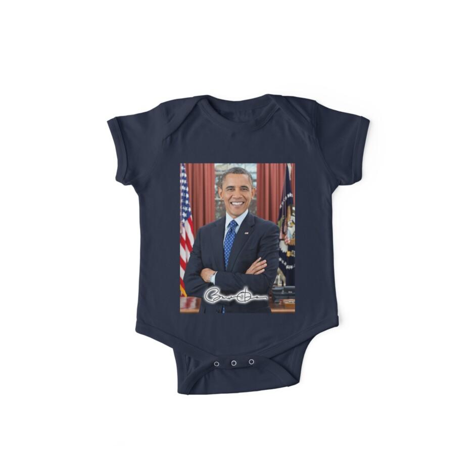OBAMA, Barack Obama, 44th, President of the United States by TOM HILL - Designer