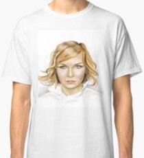 Kirsten Dunst Classic T-Shirt