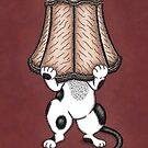 A Very Special Cat Lamp von PussInBooks