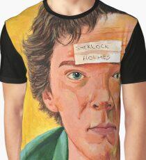 Sherlock Holmes: Twenty Questions Graphic T-Shirt