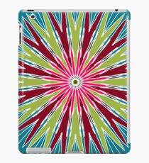 Psychedelic Trippy Hippie Illusion iPad Case/Skin