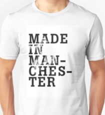 "Courteeners ""Made in Manchester"" T-Shirt"