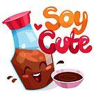 "#digistickie ""Soy Cute"" by MissChatZ"