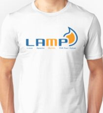 LAMP Stack Unisex T-Shirt