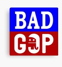 Bad GOP Canvas Print