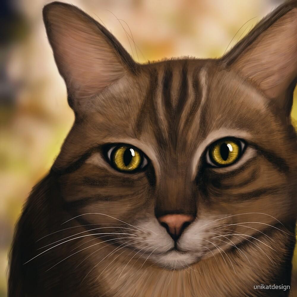 Cat by unikatdesign