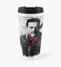 The Walking Dead - Negan quotes Travel Mug