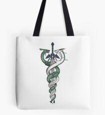 Dragon Sword II Tote Bag