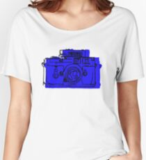 Click Click Blue Women's Relaxed Fit T-Shirt