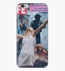 woodstock dancer iPhone Case