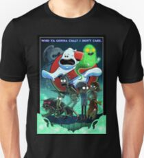 Rick and Morty Ghostbusters T-Shirt