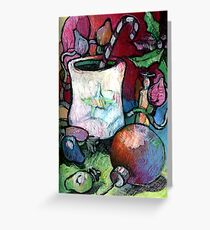 Lite Peppermint Blend Greeting Card