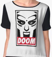 MF Doom Chiffon Top