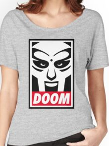 MF Doom Women's Relaxed Fit T-Shirt