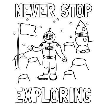 Never stop exploring by whereables