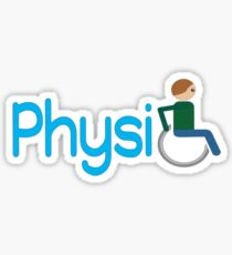 PhysiO Sticker