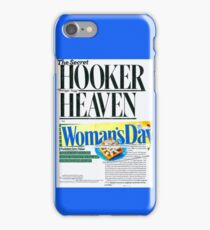 What My Mom Thought iPhone Case/Skin