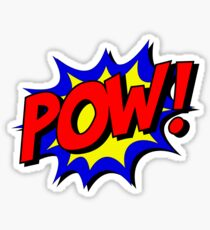 Comics - Pow Sticker