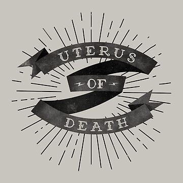 Uterus of Death by DrSoed