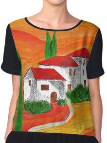 Toscana Chiffon Top