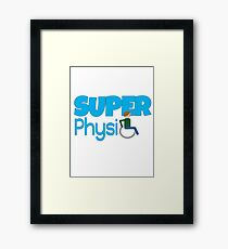 Super PhysiO Framed Print