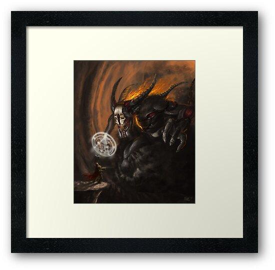 Demon Slayer by AntonArt