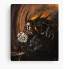 Demon Slayer Canvas Print