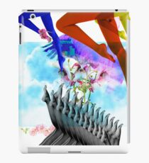 Femininity in Spring iPad Case/Skin