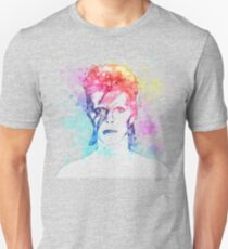 Bowie painting T-Shirt