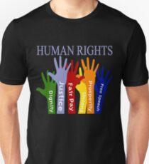 Human Rights Unisex T-Shirt