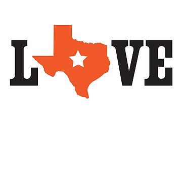 Texas Love by whereables