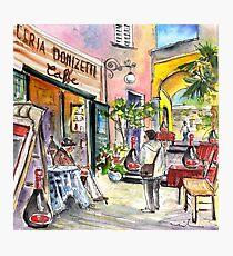Bergamo Upper Town 01 Photographic Print