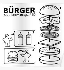 Assembly Required Poster