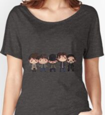 Tiny Supernatural Team Women's Relaxed Fit T-Shirt